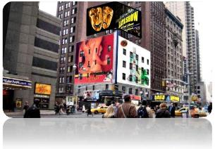 Broadway DIgital Billboards